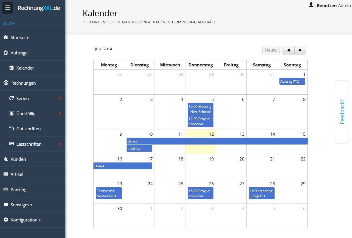 kalender online kostenlos